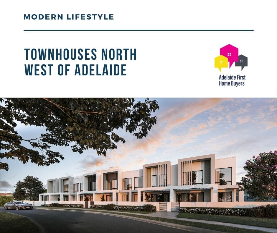 TOWNHOUSE In The North-West Of Adelaide