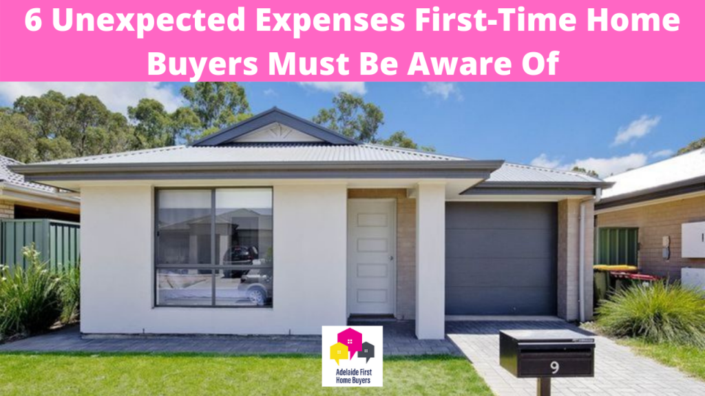 Beware Of 6 Extra First Time Home Buyer Expenses